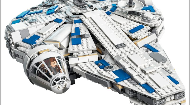 LEGO® Star Wars sets from Solo: A Star Wars Story Coming Soon!