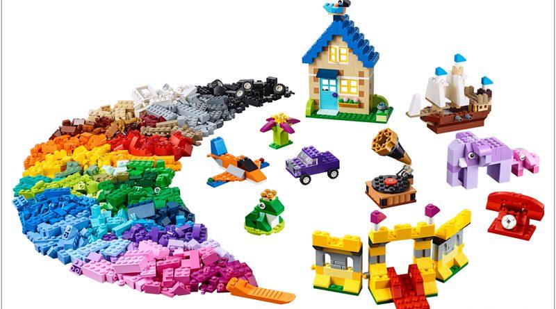 Summer 2018 LEGO Sets Previewed: LEGO Classic, LEGO Creator, DC Comics Super Heroes. Duplo