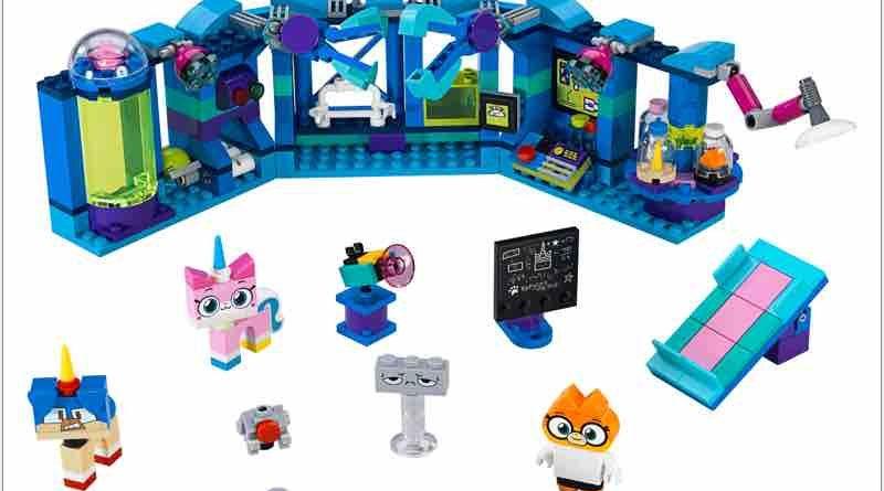 Summer 2018 LEGO Sets Previewed: LEGO Ninjago, LEGO Star Wars, LEGO Technic, The Powerpuff Girls, and Unikitty!