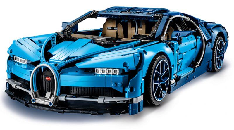 Review – 42083 TECHNIC Bugatti Chiron