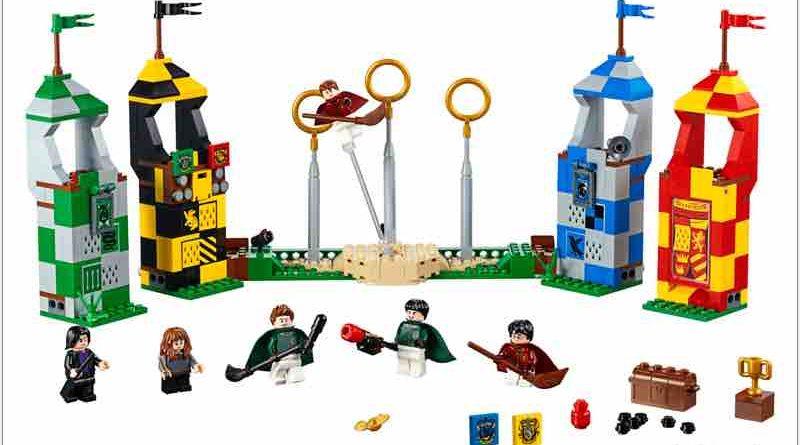 LEGO Summer 2018 Sets Presented: LEGO Elves, Fantastic Beasts, Friends, and Harry Potter