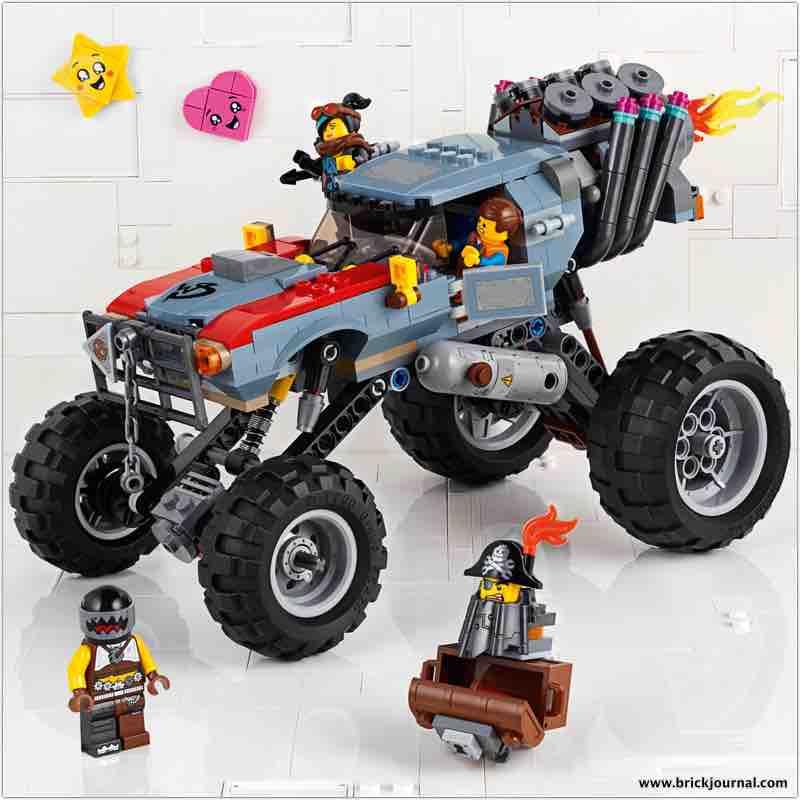 Lego Movie 2 Sets
