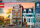 Add The Joy of Reading to Your Modular Building Town With the NEW LEGO® CREATOR EXPERT Bookshop – Two Buildings in One!