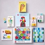 Chronicle Books Announces the LEGO Still Life Challenge to Celebrate New LEGO® Publishing Line for Adults Coming Soon!