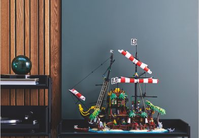 Arghhh Me Hearties! Explore an Epic Shipwreck With the New LEGO® IDEAS Pirates of Barracuda Bay