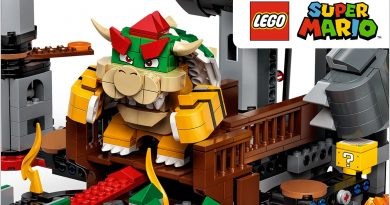 The LEGO Group and NintendoLiftthe lid on Exciting New LEGO® Super Mario™Details; Preorders Begin TODAY!